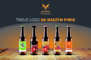Twoje logo na naszym piwie!