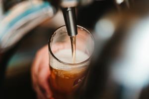 Kranoprzejęcie i premiera piwa Fruit Milk APA x Biała Małpa